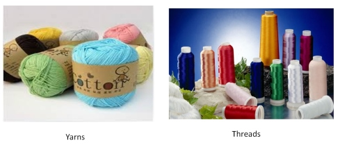 yarn and thread