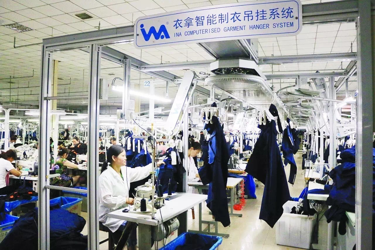 China's Changing Role in the World Textile and Apparel