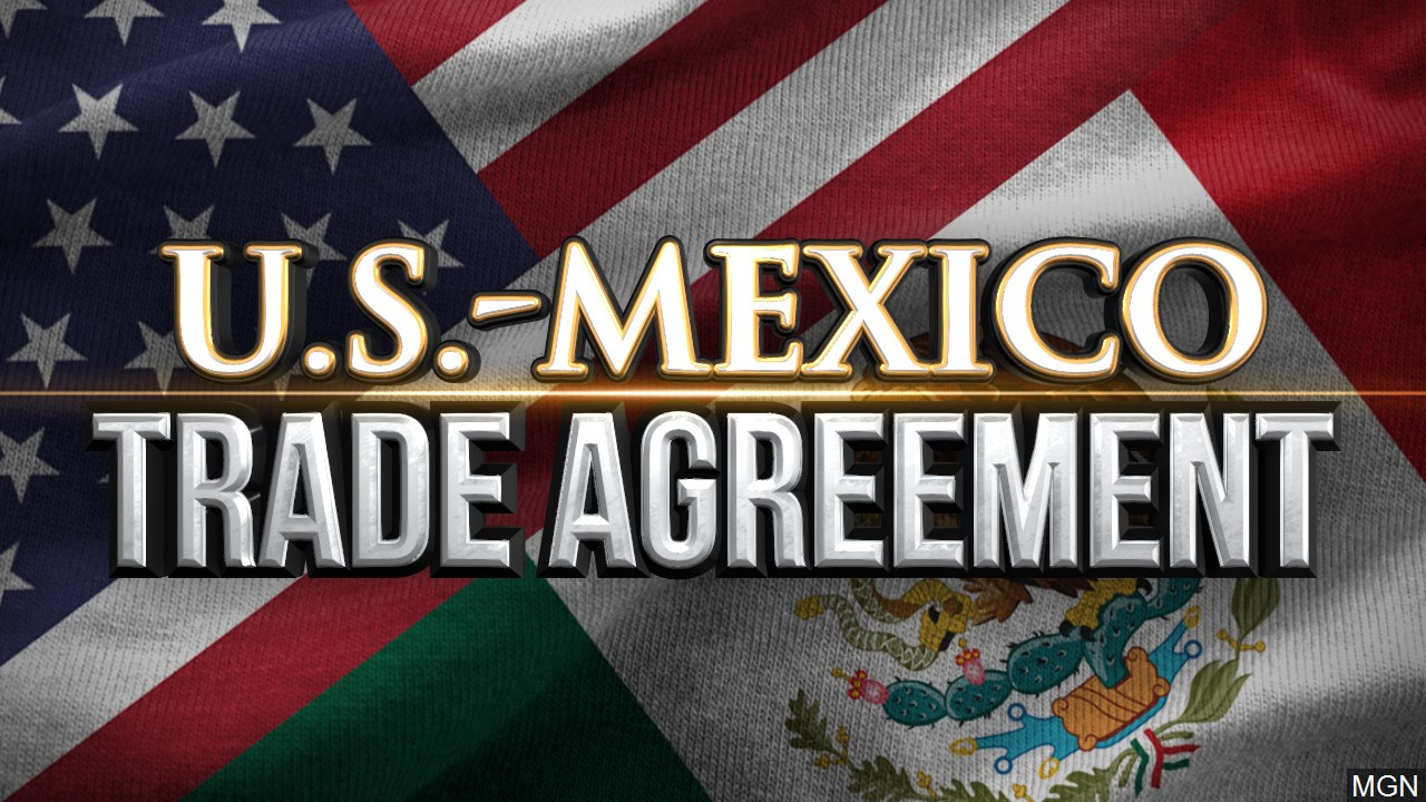 Us And Mexico Reached A Deal To Replace Nafta Fash455 Global